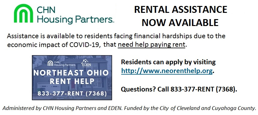 CHN Housing Partners - Rental Assistance