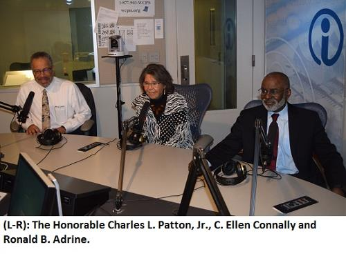 Judge Patton & Retired CMC Judges Discuss Dr  Martin Luther King, Jr