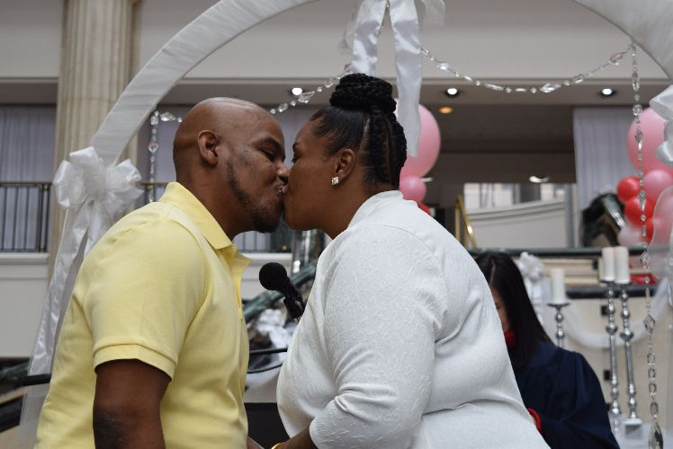 Valentine S Day Weddings At Tower City 2020